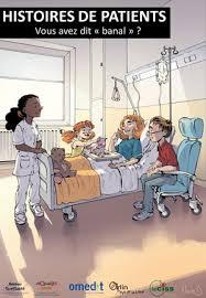 Une BD sur la sécurité des soins