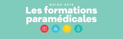 Elzéralde dans le Guide 2016 des formations paramédicales