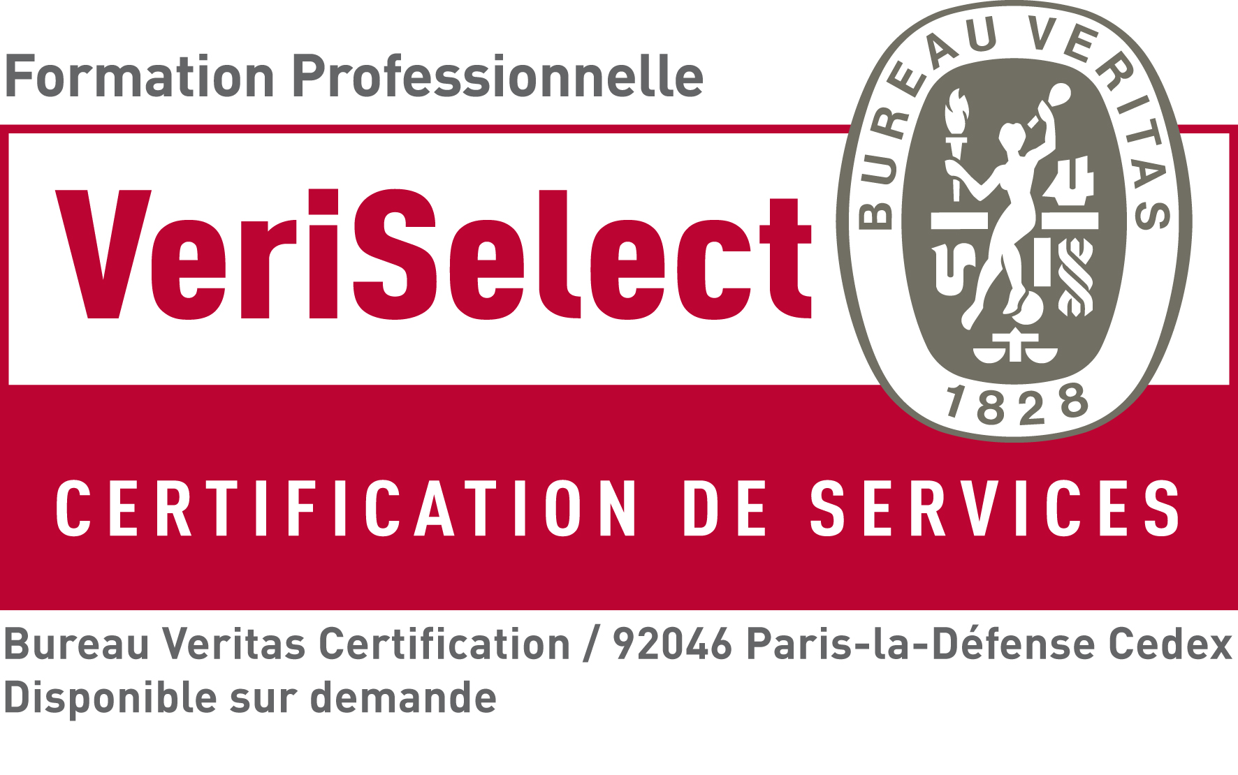 Certification Veriselect d'Elzéralde